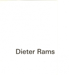 「純粋なる形象」展  開催記念シンポジウム「ディーター・ラムスの時代」 記録集